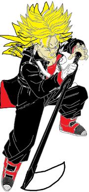 Blade ssj
