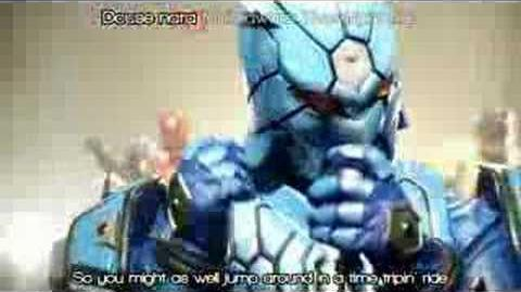 Kamen Rider Den-O Climax Jump Den-Liner Form PV (subbed)