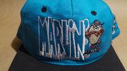 VTG Florida Marlins Hat Cap Snapback Looney Toons Tasmanian Devil MLB Sport