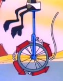 Jet-Propelled Unicycle