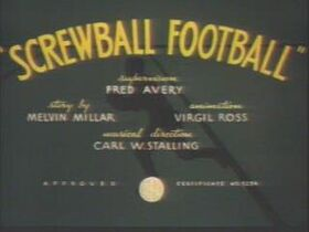 Screwball-Football