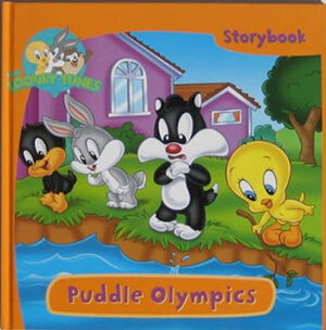 Lt blt puddle olympics