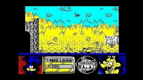 Yethboth Favourites 1 Road Runner & Wile E Coyote - Sinclair ZX Spectrum