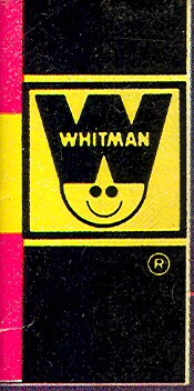 Whitman Comics Logo