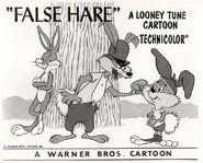 False-hare