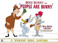 PeopleareBunny Lobby Card
