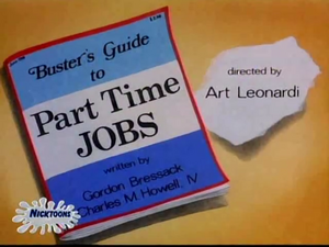 Buster's Guide to Part Time Jobs