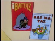 Comic Madness-Bat-Taz