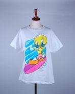 Surfing Tweety Bird T-Shirt!