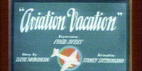 Aviation Vacation