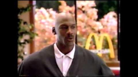 McDonalds Space Jam Promo 1996