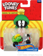 Lt hot wheels 2017 marvin