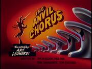 The Anvil Chorus