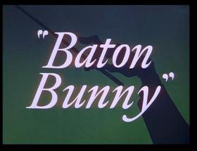 Baton Bunny