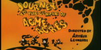 Journey to the Center of Acme Acres