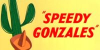 Speedy Gonzales (short)