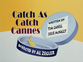 Catch as Catch Cannes