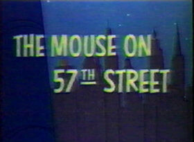 The Mouse on 57th Street
