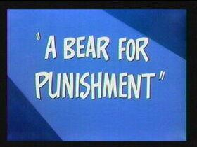 Bearpunish