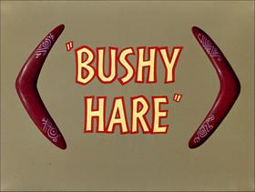 Bushy Hare Remastered