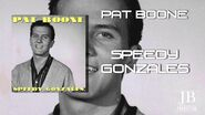 Pat Boone Speedy Gonzales