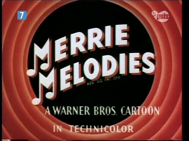 Merrie Melodies - Herr Meets Hare