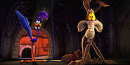 Coyote Falls 3D Roadrunner cartoon picture
