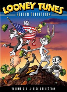 Looney Tunes Golden Collection Volume 6