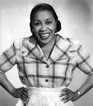 Lillian Randolph Beulah Radio 1952