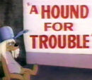A Hound for Trouble