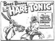 Hare Tonic Lobby Card