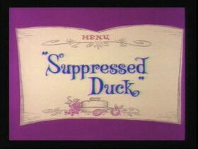 Suppressedduck