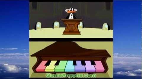 Looney Tunes- Duck Amuck (Extra 9) - Exploding Piano