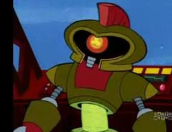 Robot centurion