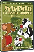 LooneyTunesSuperStars SylvesterAndHippetyHopper
