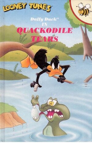 Lt daffy duck in quackodile tears