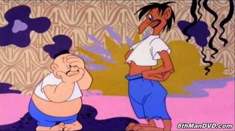LOONEY TOONS Wackiki Wabbit (Bugs Bunny) (1943) (Remastered) (HD 1080p)