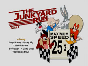 Lt the junkyard run part 1