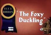 Foxy duck