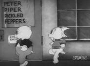 Porky's Badtime Story Scene 2