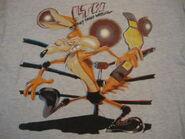 LTW Looney Tunes Wrestling Wild Coyote