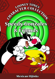 Looney Tunes Character Collection Speedy Gonzales and Friends Cover