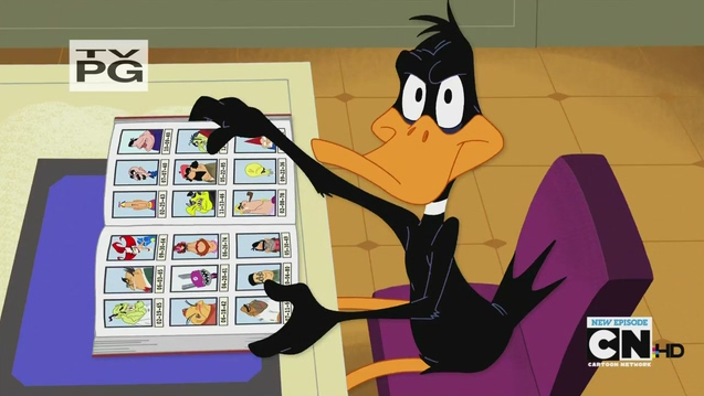File:Daffy Needs Quiet.PNG