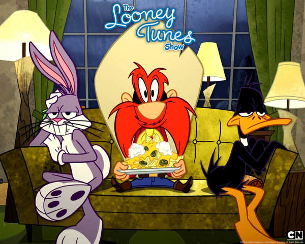File:Bugs, Sam & Daffy.jpg