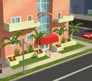 Cecil's Apartment