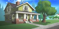 Porky's House