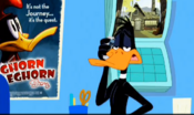 Daffy Bored
