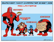 Looney lanterns the web comic line up 006 by charlesettinger-d6fecyc