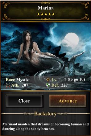 Card - Marina