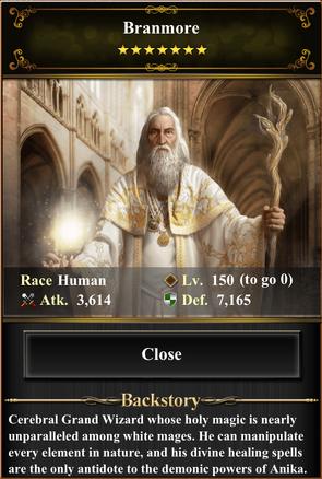 Card - Branmore